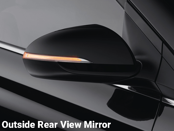 ext-Outside Rear View Mirror