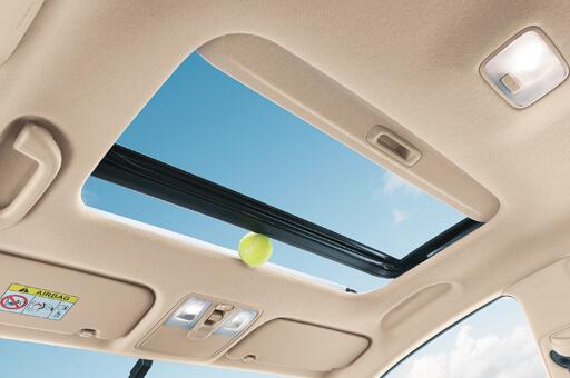 int-Smart Electric Sunroof