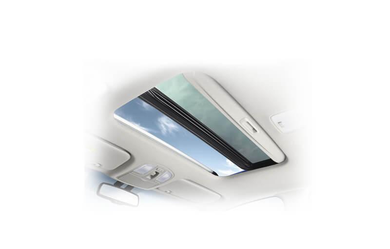 Smart Sunroof