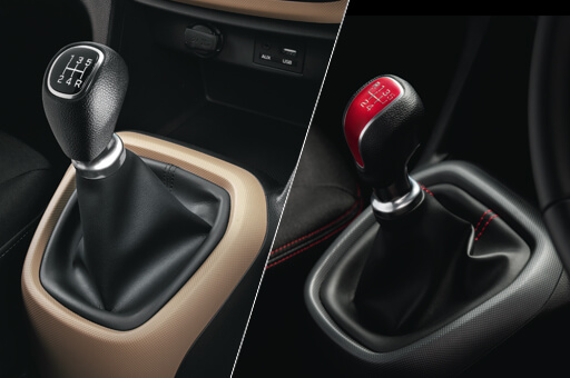 5-speed manual transmission