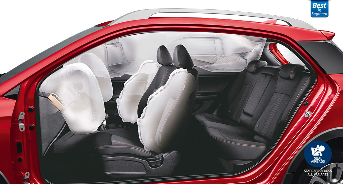 6-Airbags System