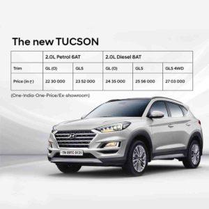new tuscon