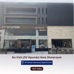 JSV Hyundai New Showroom